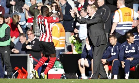 Southampton 1-0 Stoke City | Premier League match report