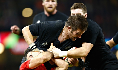 Richie McCaw's New Zealand so matter of fact in brushing aside Wales