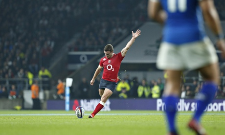 George Ford: England errors against Samoa would be punished by Australia