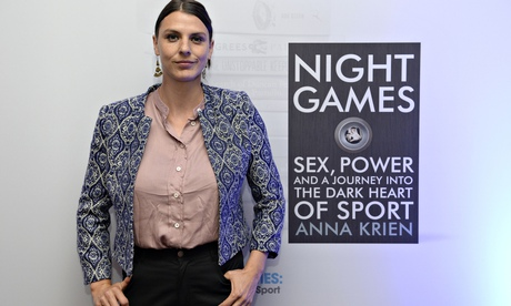 Night Games by Anna Krien named William Hill Sports Book of the Year