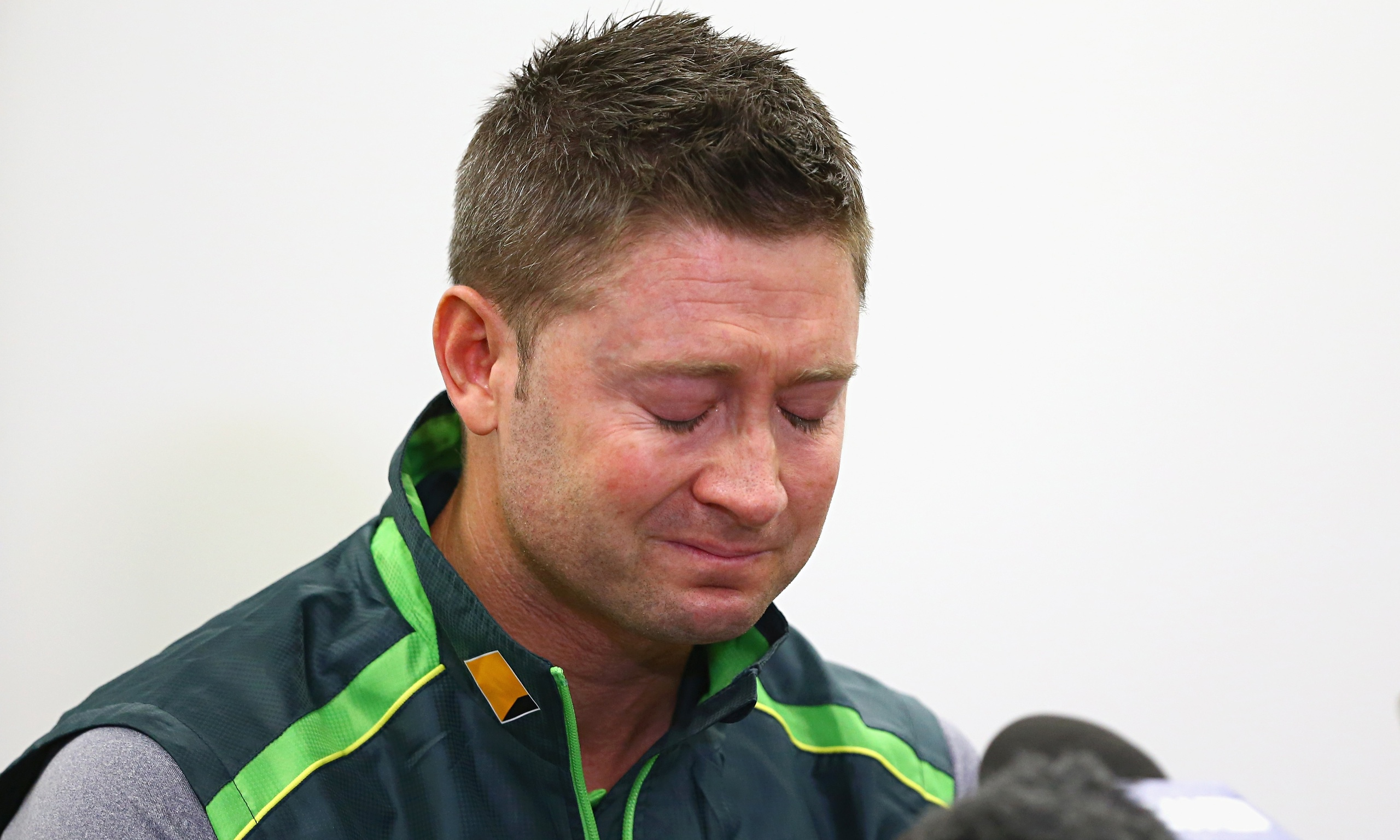 Phillip Hughes: Australia to retire batsman's number 64 shirt | Sport | The Guardian - Michal-Clarke-014