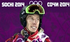 Men's Snowboard Half Pipe, Sochi 2014 Winter Olympic Games, Russia - 11 Feb 2014