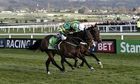 Jezki and Barry Geraghty triumph in Cheltenham Festival Champion Hurdle