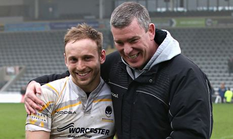 Dean Ryan and Chris Pennell
