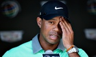 Tiger Woods admits that latest back problems have curtailed his powers