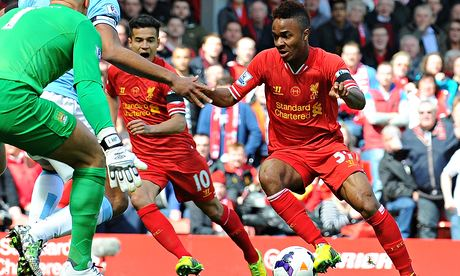 Liverpool's Raheem Sterling sparkles in midfield diamond against Man City | Michael Cox