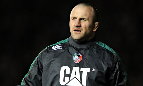 George-Chuter-Leicester-Tiger-Rugby-Union