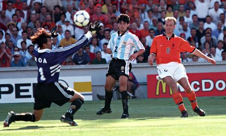 World Cup - Holland v Argentina