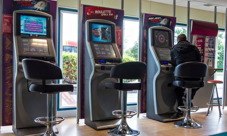 Roulette-machines-in-betting-shops