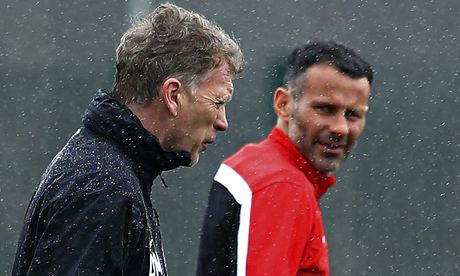 giggs and moyes