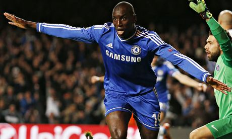 Demba Ba takes chance to prove that Chelsea do have striking options