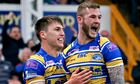 Leeds Rhinos v Wigan Warriors