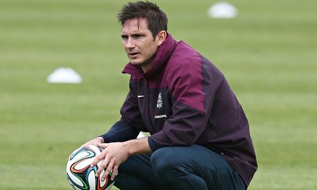 Frank Lampard England Chelsea