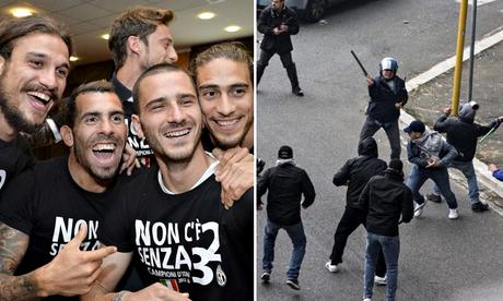 Juventus Copa Italia Composite