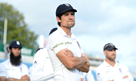 England's Alastair Cook may have been guilty of underestimating Sri Lanka's capabilities over the tw