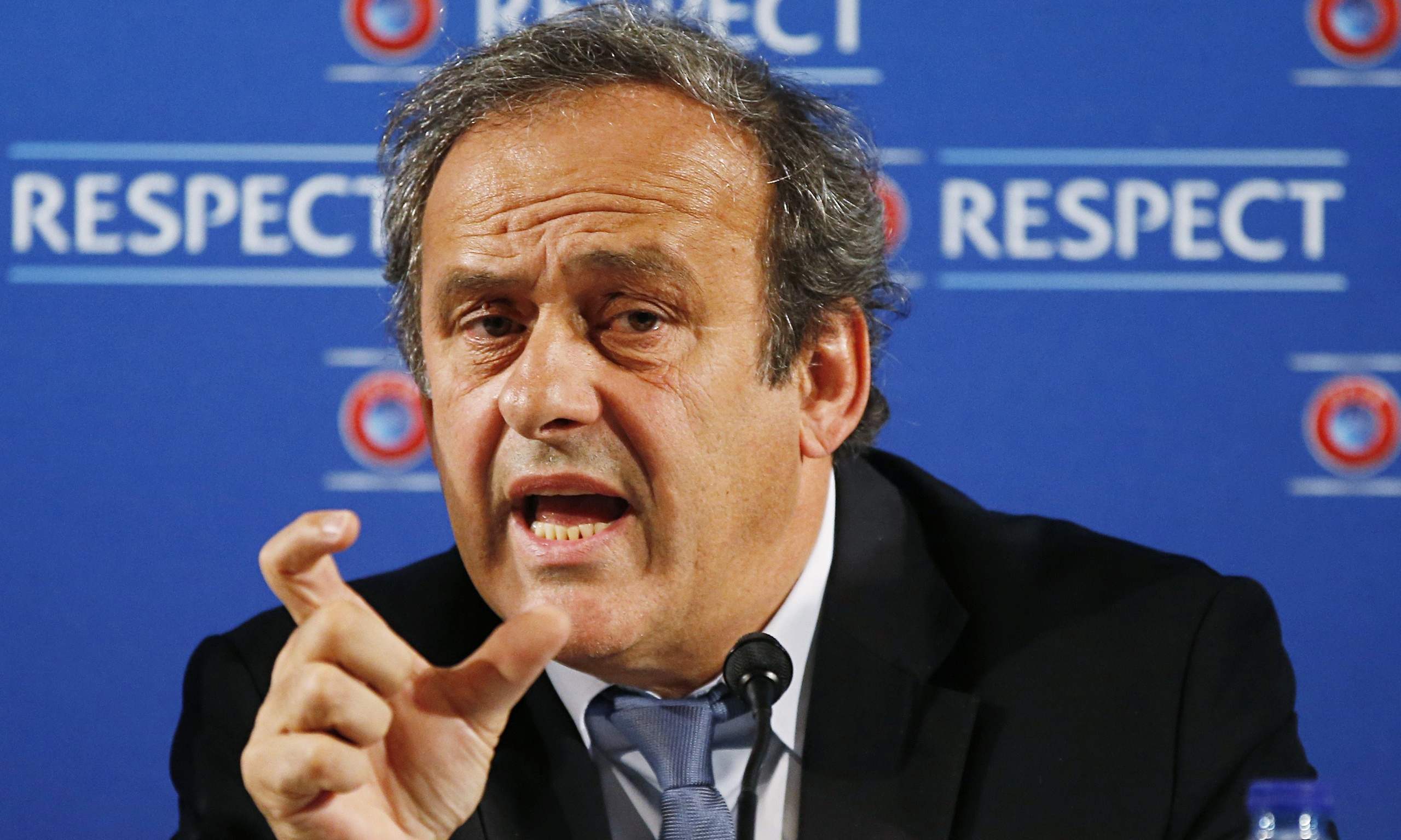 Мішель Платіні висуне свою кандидатуру на посаду президента ФІФА
