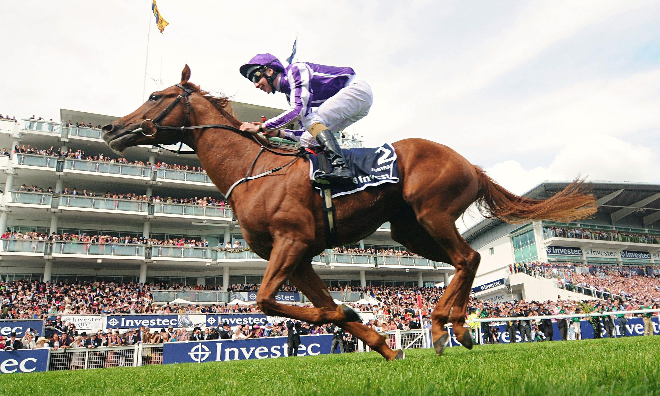 Derby Australia  City pictures : Australia wins the Derby at Epsom and makes history for Aidan O ...