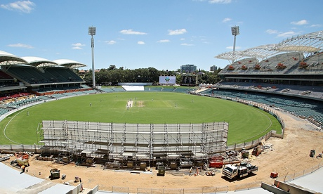 The Adelaide Oval is a possible venue for a day-night Test between Australia and New Zealand in 2015
