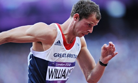 Rhys Williams out of Commonwealth Games for doping violation