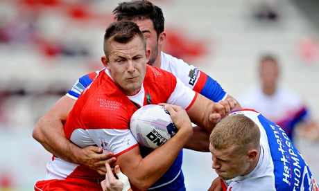 Hull KRs Chris Chester calls the shots for trip to London Broncos