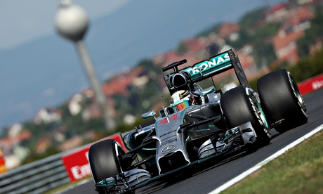 Lewis Hamilton practice perfect before F1s Hungary Grand Prix