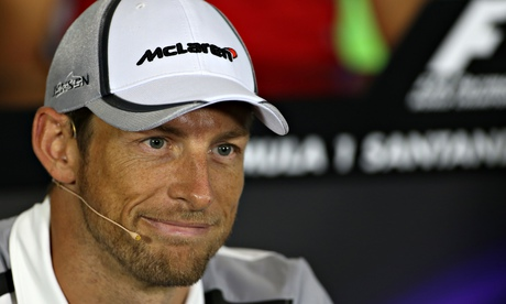 McLaren's Jenson Button goes into the British Grand Prix at Silverstone knowing things are not right