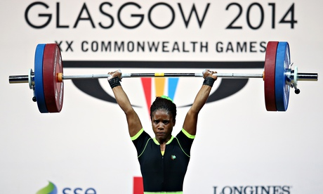 Chika Amalah has been stripped of her gold medal after failing a drugs test.