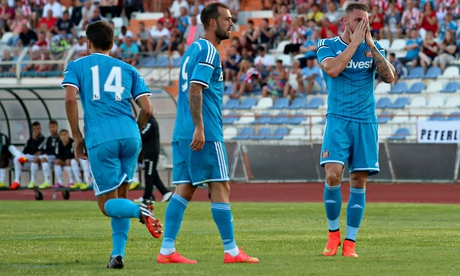 Connor Wickham, right, has been on pre-season duty with Sunderland in Portugal and is set to sign a