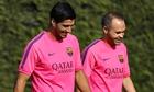 Luis-Suárez-Andrés-Iniesta-Barcelona