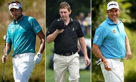 Ryder Cup 2014: Poulter, Gallacher and Westwood are wild-card picks