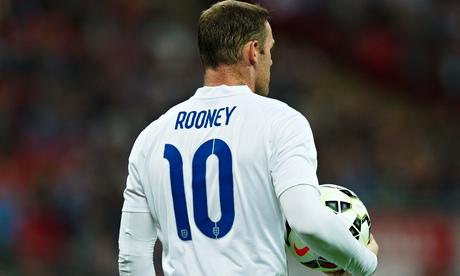 Wayne Rooney looks a source of slight sadness as his powers desert him| Barney Ronay