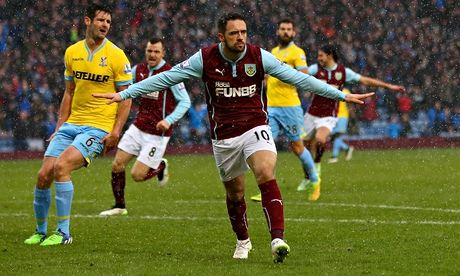 Liverpool join transfer window scramble for Burnley's Danny Ings
