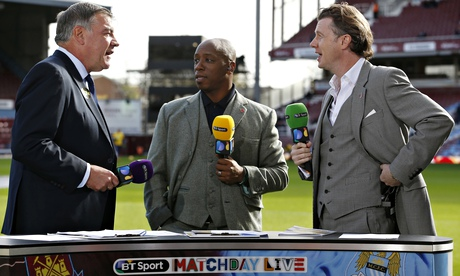 Premier League TV rights bidding leaves Sky and BT sweating it out
