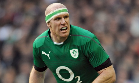 Paul O'Connell hints he may have played last Six Nations game in Dublin