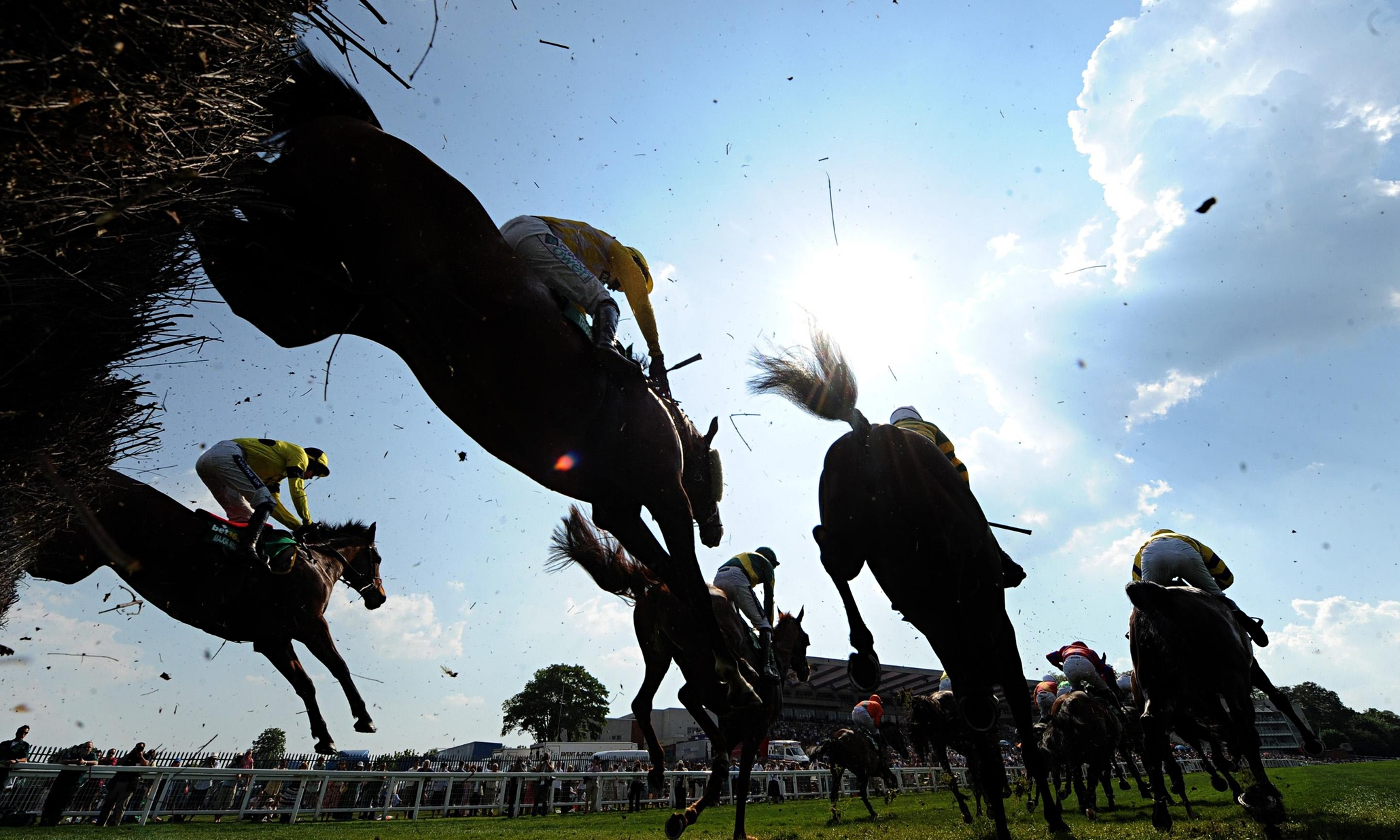 horse racing march