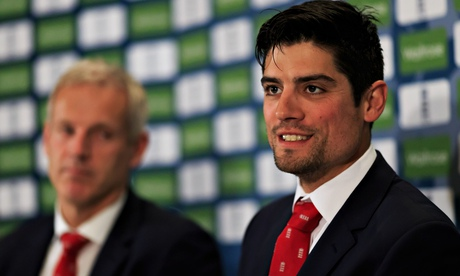 Alastair Cook: Kevin Pietersen decision rests with ECB, not me