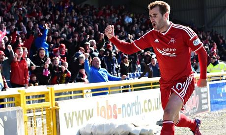 Inverness 1-2 Aberdeen   Scottish Premiership match report