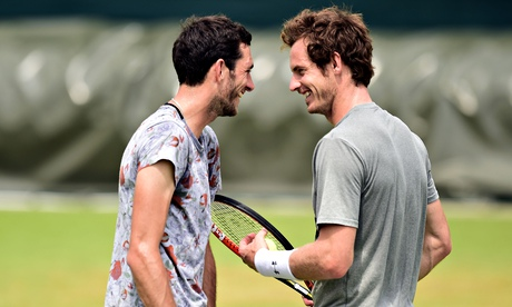 Wimbledon winner Andy Murray would relish joining different type of Superstars