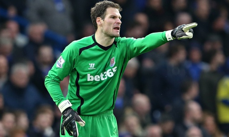 Stoke name Asmir Begovic and Steven N'Zonzi in squad for Singapore