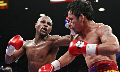 Floyd Mayweather fools nobody with his 'greatest boxer of all time' boast