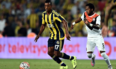 Uefa dismisses Fenerbahce's protest against Shakhtar Donetsk fielding Fred