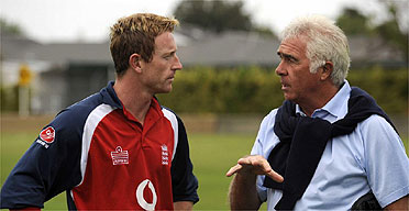 Paul Collingwood and Bobby Gould