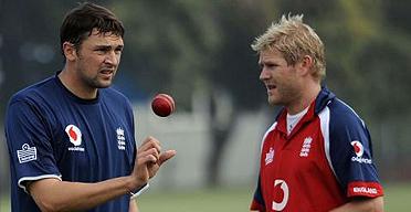 Matthew Hoggard, Steve Harmison, cricket
