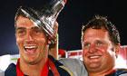Kent celebrate winning the 2007 Twenty20 Cup