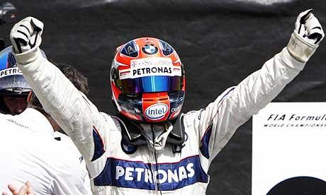 [F1] Robert Kubica Kubicaone3