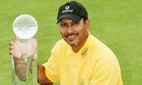 Jeev Milkha Singh - Indian Golf