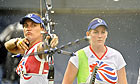 Alison Williamson and Charlotte Burgess