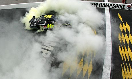 Biffle burnout