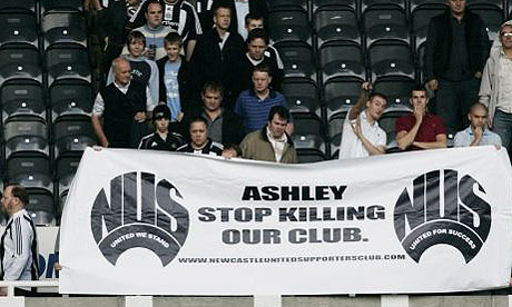 Newcastlefans460 Newcastles plight towards oblivion
