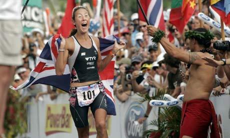 Chrissie Wellington Ironman triathlon